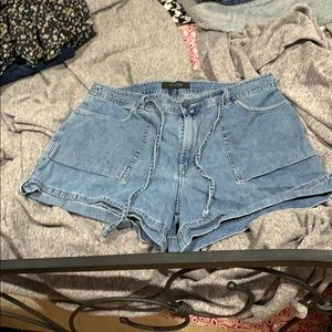 Riveted by Lee vintage jeans shorts